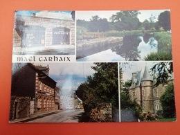 -Mael Carhaix-carte Multi Vues- - Sonstige Gemeinden