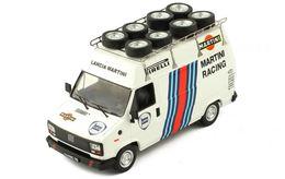 Fiat Ducato - Assistenza Lancia Martini Racing - Rally 1984 - Ixo - Ixo