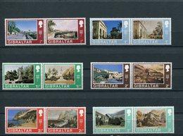 Gibilterra - 1971 - Annata Completa (+ Postage Due) / Complete Year Set ** MNH / VF - Gibilterra