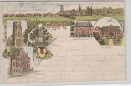 Oelpe  ....alte Litho Karte   (ke2597    ) Siehe Scan - Deutschland