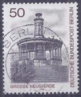 Germany-Berlin Great Curiosity 50  Pf.  Mi:635 Sc:9N458  (o) - [5] Berlín
