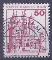 Germany-Berlin Neuschwanstein 50  Pf.  Mi:536AI Sc:9N39 (o) - [5] Berlín