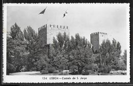 CARTE PHOTO PORTUGAL - Lisboa, Castelo De S. Jorge - Lisboa