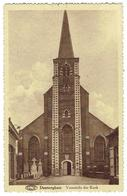 DENTERGHEM - Voorzicht Der Kerk - Uitg. Préaux à Ghlin - Huis Keirsebilek-Sohier - Dentergem