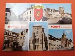 -Souvenir De Corlay-Carte Multi Vues- - Sonstige Gemeinden
