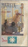 Maryla Par Isabelle Sandy - Collection Stella N° 49 - Books, Magazines, Comics