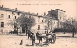 LA CHAISE DIEU Cour Lafayette Salle De L Echo 20(scan Recto-verso) MA244 - La Chaise Dieu