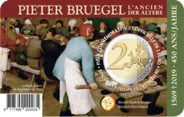BELGIQUE - 2 Euro 2019 - Bruegel - Disponibles!! - Belgique