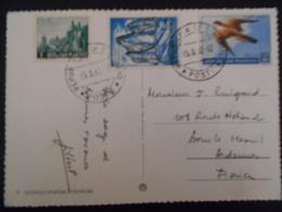 San Marin,  Carte De 1962 Pour Ardennes - Lettres & Documents