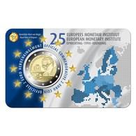 BELGIQUE - 2 Euro 2019 - 25e Anniversaire De L'Institut Monétaire Européen (IME) - Disponibles!! - Belgique