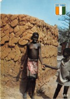 COTE D IVOIRE Souvenir Du Pays LOBI 11(scan Recto-verso) MA246 - Ivory Coast