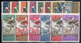 -Wallis & Futuna T 11/23** - Wallis-Et-Futuna