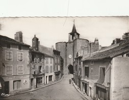Z1-----------------parthenay La Porte De L Horloge----------voir Recto Verso - Parthenay