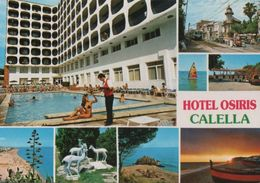 Spanien - Calella - Hotel Osiris - 1996 - Espagne