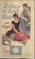 Le Cœur De Tante Miche Par Magali - Collection Stella N° 221 - Books, Magazines, Comics
