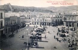 Espagne - Almería - Puerta De Purchena - Almería