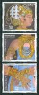 1997 Somalia Gioielli Arabi Arabic Jewelery Bijoux Arabes Set MNH** - Somalia (1960-...)