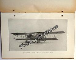 Livre Manuel Technique Plan Aviation Militaire Guerre 14-18 Military Airplane WW1 - Macchine