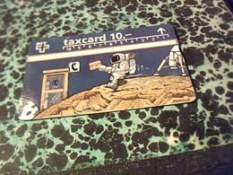 TELECARTE TELECOM  Annèe 1993 Pays  Suisse Collection Landys And Gyr'S - Espace