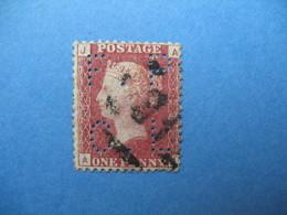 Perforé Perfin Lochung , Great Britain QV FPCL - Grande Bretagne Queen Victoria See, à Voir - Perfins