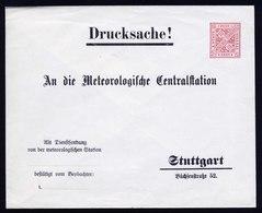 A6213) AD Württemberg Mi.DUB27 Ungebraucht - Wurttemberg