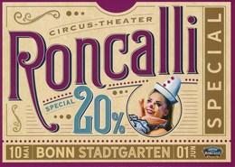 AK Bonn Circus - Theater Roncalli Clown Zirkus - Circus