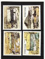 POL1873 DÄNEMARK - FÄRÖER 1992  Michl 239/42 ** Postfrisch SIEHE ABBILDUNG - Färöer Inseln
