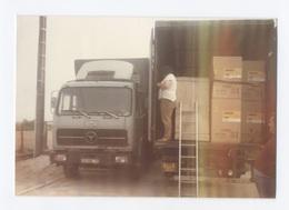 CAMION MERCEDES 1985 -- Z85 - Automobiles