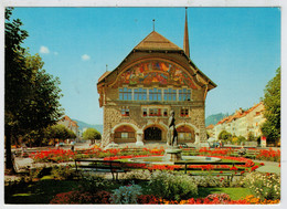 LE  LOCLE    HOTEL  DE  VILLE                           (NUOVA) - NE Neuchâtel