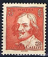 FRANCE Yvert N°306.* MLH - Unused Stamps