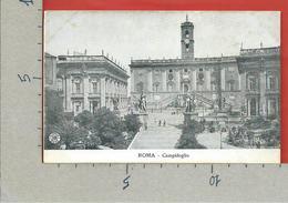 CARTOLINA NV ITALIA - ROMA - Campidoglio - 9 X 14 - Roma (Rome)
