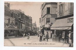 PARIS - LA RUE DE BELLEVILLE - XIX & XX° ARRONDISSEMENT (ETAT) - Arrondissement: 19