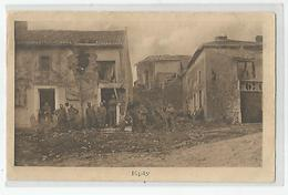54 Eply Occupation Allemande 1916 - Guerre 1914-18