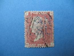 Perforé Perfin Lochung , Great Britain QV A&N C&L   - Grande Bretagne Queen Victoria See, à Voir - Perfins