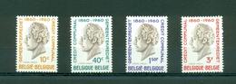 Reeks 1159 - 1162 ** En 1233 - 1238 ** (cataloog 8,60 €) - Belgique