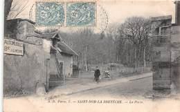 SAINT NOM LA BRETECHE - La Porte - St. Nom La Breteche