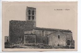 PAZIOLS (11) - L'EGLISE - Other Municipalities