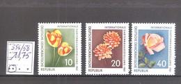 Allemagne RDA  N° 556/58 ** MNH Cote Yvert & Tellier 2006: 11,00 €. - [6] République Démocratique