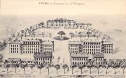 Reims - Caserne Du 16e Dragons - Kazerne