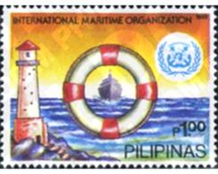 Ref. 368028 * MNH * - PHILIPPINES. 1989. 30 ANIVERSARIO DE LA  O.M.I. - Philippines