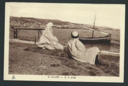 Alger  -  à La Plage  - Mbf 30 - Alger