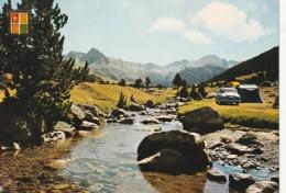 ***  ANDORRE ANDORRA ***  Camping  -- ESCUDO DE ORO  485 - Andorra