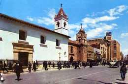 CPM - Bogota - Église De Veracruz - Colombie