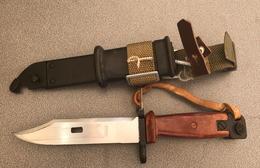 Baïonnette Polonaise AKM2 - Knives/Swords