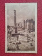 POSTAL POST CARD CARTE POSTALE ITALIA ITALY ROMA ROME COLONNA DI FOCA COLUMNA FORO ROMANO RUINAS VER FOTOS Y DESCRIPCIÓN - Roma (Rome)