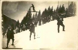 SPORTS - Carte Postale Photo - Aux Sports D 'Hiver - L 29961 - Sports D'hiver