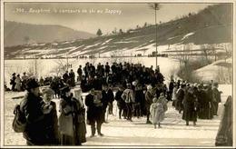 SPORTS - Carte Postale- Aux Sports D 'Hiver Dans Le Dauphiné , Le Concours De Ski Au Sappey - L 29962 - Sports D'hiver