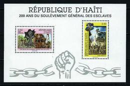 Haití Nº HB-50 Nuevo - Haití