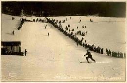SPORTS - Carte Postale- Aux Sports D 'Hiver Dans Le Dauphiné , Le Concours De Skis Au Sappey - L 29963 - Sports D'hiver