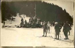 SPORTS - Carte Postale- Aux Sports D 'Hiver  - L 29964 - Sports D'hiver